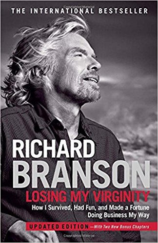 Losing my virginity richard branson